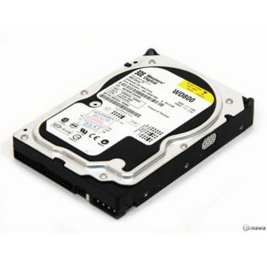 Western Digital WD WD  80GB  7200rpm 8MB WD800PB_이미지