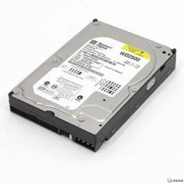 Western Digital WD WD 250GB  7200rpm 8MB WD2500PB_이미지