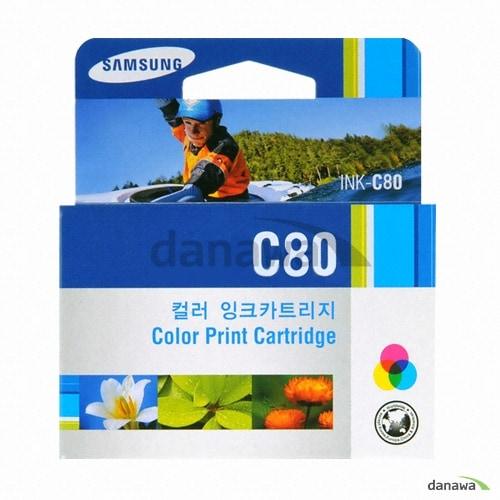 삼성전자 정품 INK-C80 컬러 (1개)_이미지