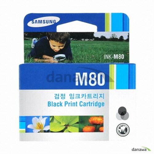 삼성전자  정품 INK-M80 검정 (1개)_이미지