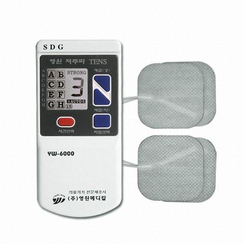 영원메디칼  YW-6000 (기본구성, 젤패드 4매)_이미지