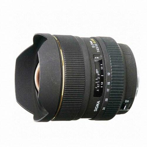 SIGMA 12-24mm F4.5-5.6 EX DG ASPHERICAL HSM 캐논용 (정품)_이미지