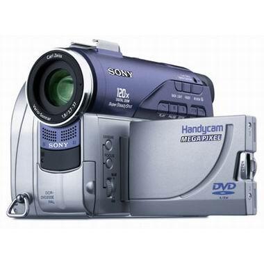SONY HandyCam DCR-DVD200 (기본 패키지)_이미지