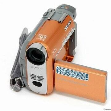 SONY HandyCam DCR-HC30/D Orange (기본 패키지)_이미지