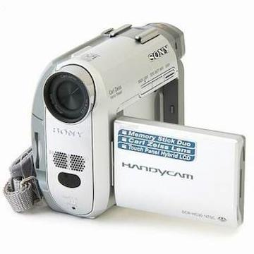 SONY HandyCam DCR-HC30 Silver (병행수입)_이미지