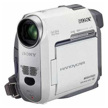 SONY HandyCam DCR-HC40 White (병행수입)_이미지