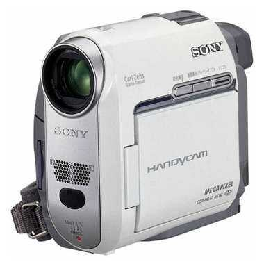 SONY HandyCam DCR-HC40 White (기본 패키지)_이미지