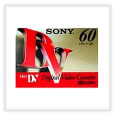 SONY 6mm MiniDV IC 60분 10개_이미지