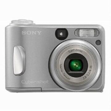 SONY 사이버샷 DSC-S60 (기본 패키지)_이미지