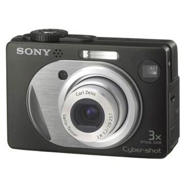 SONY 사이버샷 DSC-W1 (기본 패키지)_이미지