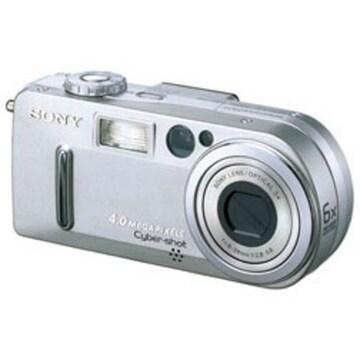 SONY 사이버샷 DSC-P9 (기본 패키지)_이미지
