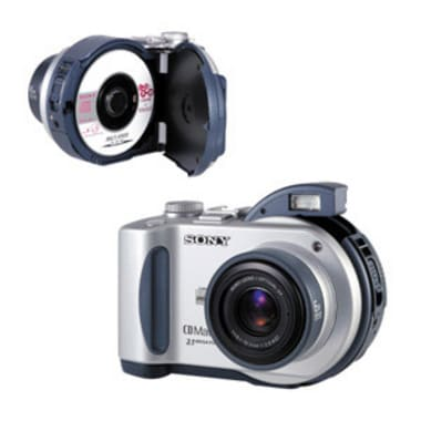 SONY Mavica MVC-CD200_이미지