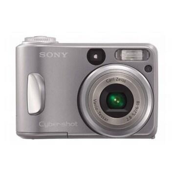 SONY 사이버샷 DSC-S80 (기본 패키지)_이미지