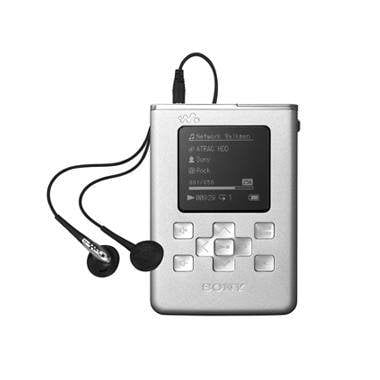 SONY Walkman NW-HD5 2GB_이미지