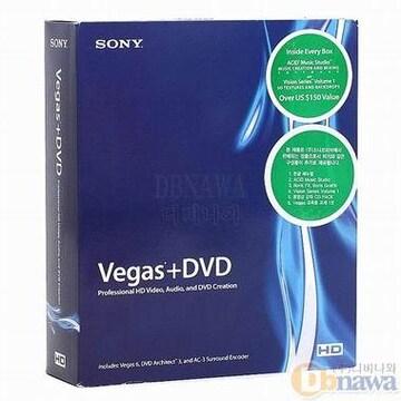 SONY Vegas+DVD_이미지