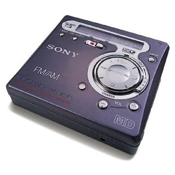 SONY Walkman MZ-G750_이미지