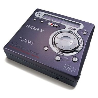 SONY Walkman MZ-G750_이미지