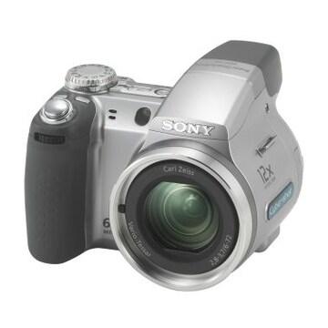 SONY 사이버샷 DSC-H2 (기본 패키지)_이미지