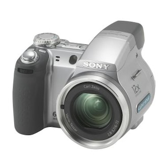 SONY 사이버샷 DSC-H2 (병행수입)_이미지