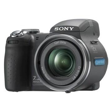 SONY 사이버샷 DSC-H5 블랙 (기본 패키지)_이미지