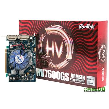 이엠텍 HV 지포스 7600GS 지름신 1.2ns 256MB 잘만_이미지