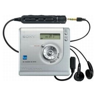 SONY Walkman MZ-NH700S_이미지