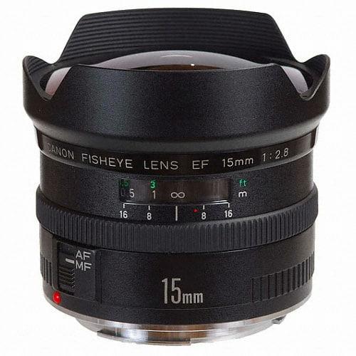 캐논 EF 15mm F2.8 Fisheye (정품)_이미지