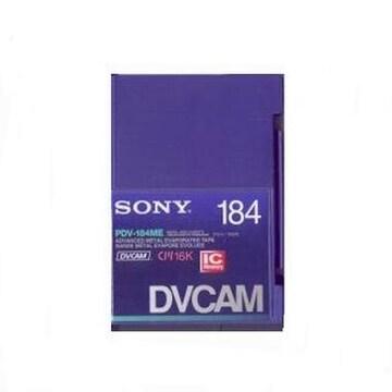 SONY PDV-184N DVCAM 184분 DV테이프 (1개)_이미지