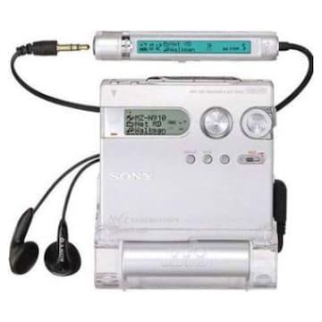 SONY Walkman MZ-N910_이미지