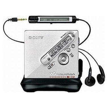 SONY Walkman MZ-N710_이미지