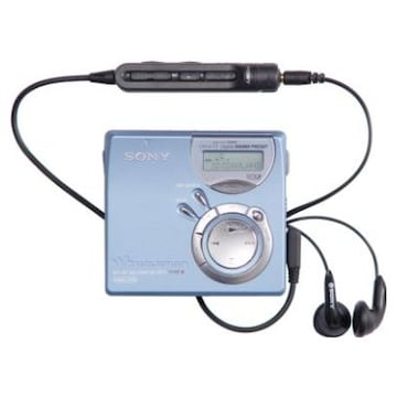SONY Walkman MZ-N510_이미지
