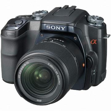 SONY 알파 A100 (18-70mm + 75-300mm)_이미지