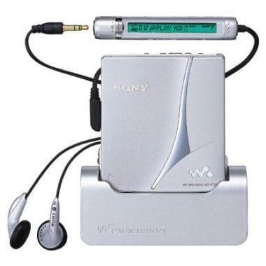 SONY Walkman MZ-E720_이미지