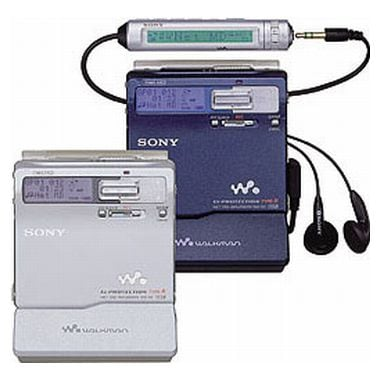SONY Walkman MZ-N1_이미지