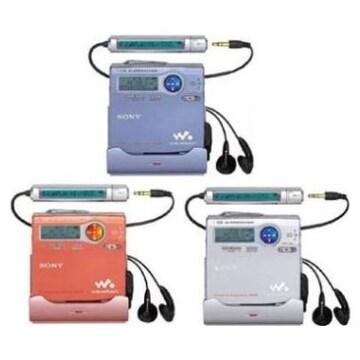 SONY Walkman MZ-R910_이미지