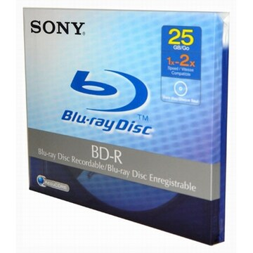 SONY BD-R 25GB (1장)_이미지