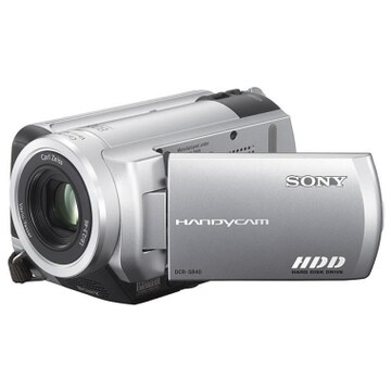 SONY HandyCam DCR-SR40 (병행수입)_이미지