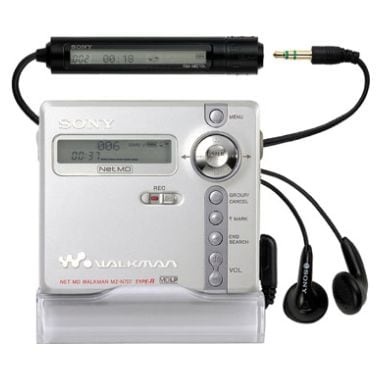 SONY Walkman MZ-N707_이미지