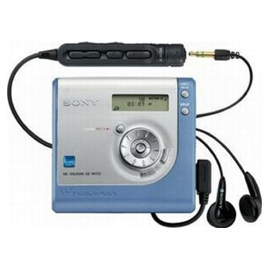 SONY Walkman MZ-NH700B_이미지