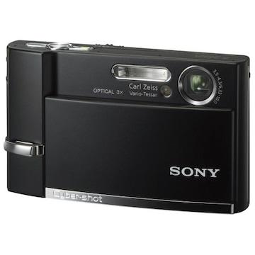 SONY 사이버샷 DSC-T50 블랙 (기본 패키지)_이미지