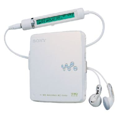 SONY Walkman MZ-EH50_이미지