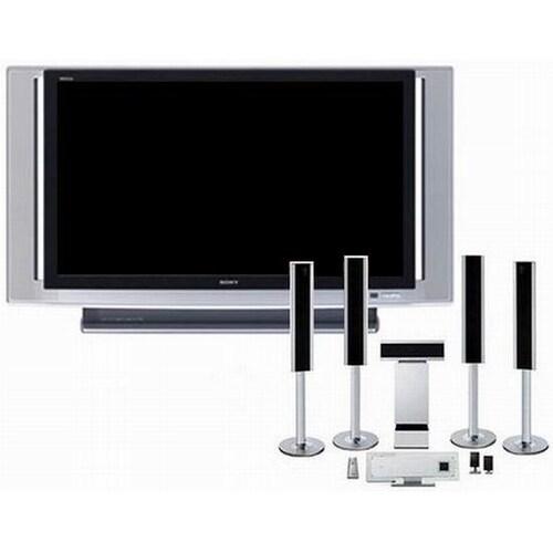 SONY WEGA 홈시어터시스템 KDS-60R1000, DAV-LF1_이미지