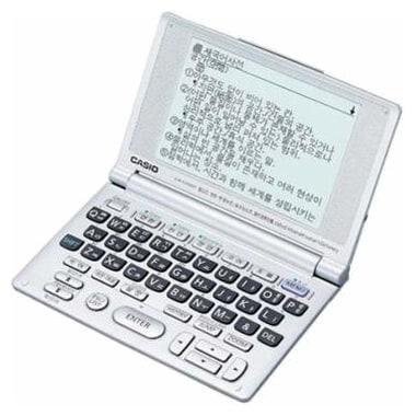 카시오 EX-WORD EW-K2000 (중고품)_이미지