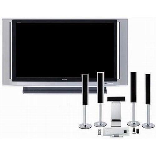 SONY WEGA 홈시어터시스템 KDS-50R1000, DAV-LF1_이미지
