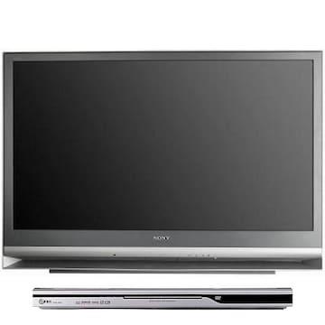 SONY WEGA KDF-E50A10, DVD-705D DVD플레이어 패키지_이미지