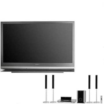 SONY WEGA 홈씨어터시스템 KDF-E50A10, DAV-DZ720_이미지