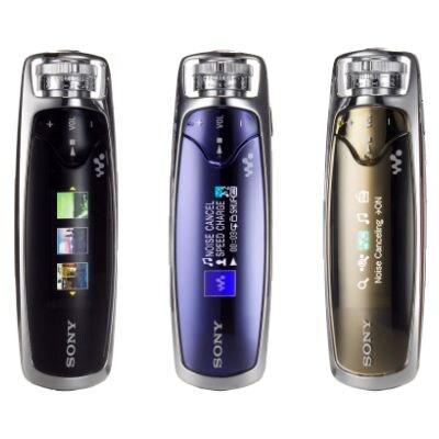 SONY Walkman NW-S705 2GB_이미지