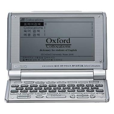 카시오 EX-WORD EW-K650B (정품)_이미지
