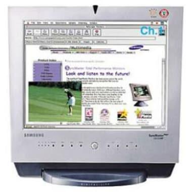 삼성전자 싱크마스터매직 CX151MP-SS_이미지