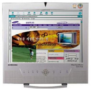 삼성전자  싱크마스터매직 CX175A-G_이미지